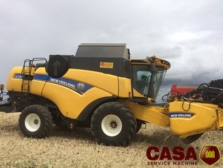 Moissonneuse batteuse New Holland CX 7.90 HD  - 3