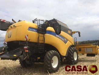 Moissonneuse batteuse New Holland CX 7.90 HD  - 2