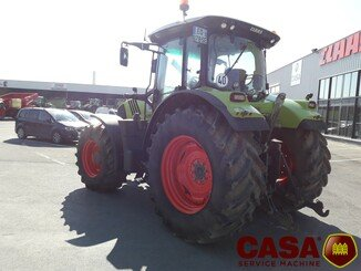 Tracteur agricole Claas Arion 640 cmatic  - 3