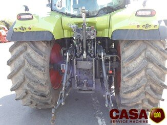Tracteur agricole Claas Arion 640 cmatic  - 4