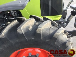 Tracteur agricole Claas Arion 420 Cis  - 11