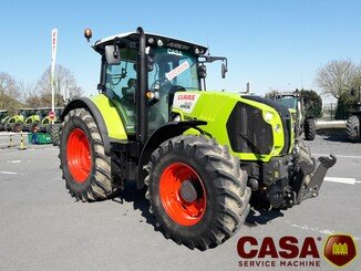 Tracteur agricole Claas Arion 640 cmatic  - 1