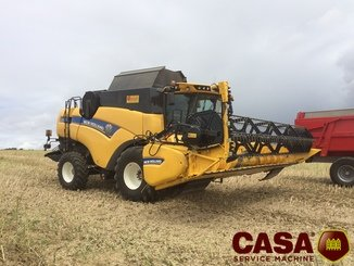 Moissonneuse batteuse New Holland CX 7.90 HD  - 4