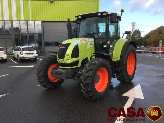 Tracteur agricole Claas Arion 540 cis