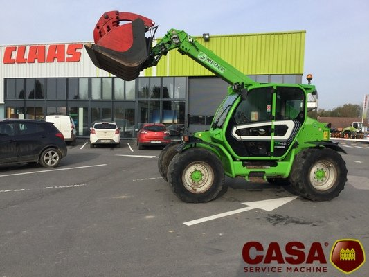 Chargeur frontal Merlo TF42.7