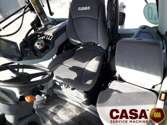 Tracteur agricole Claas Arion 640 cmatic  - 6