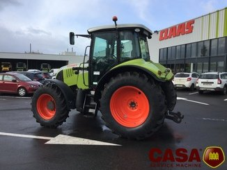 Tracteur agricole Claas Arion 540 cis  - 3