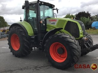 Tracteur agricole Claas Axion 840 - 1