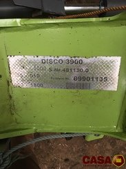 Faucheuse Claas Disco 3900 - 1