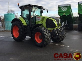 Tracteur agricole Claas Axion 800 - 3