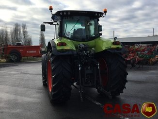 Tracteur agricole Claas Axion 800 - 1