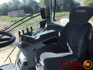 Tracteur agricole Claas Axion 830 cis  - 3