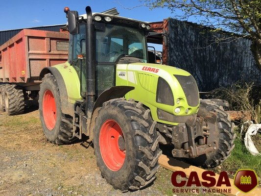 Tracteur agricole Claas 630 C