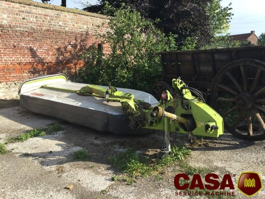 Faucheuse Claas Disco